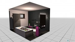 room planning Badezimmer EG in the category Bathroom