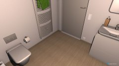 room planning Badezimmer OG in the category Bathroom