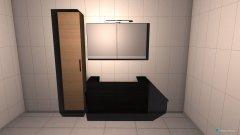 room planning Badezimmer Patkenheide in the category Bathroom