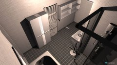 room planning Badezimmer01 in the category Bathroom