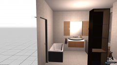 room planning bagno ok in the category Bathroom