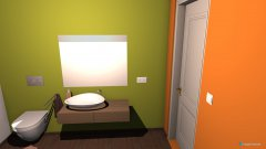 room planning Bagno in the category Bathroom