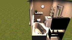 room planning fürdő 2 in the category Bathroom
