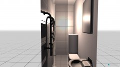 room planning Gäste-WC in the category Bathroom