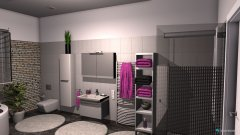 room planning Grundrissvorlage Bad in the category Bathroom