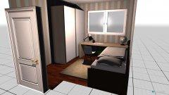 room planning Habitacion unai in the category Bathroom