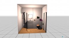 room planning Kupatilo JC in the category Bathroom
