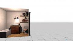 room planning Kupelka nova in the category Bathroom