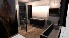 room planning kupelna in the category Bathroom