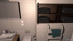 room planning lazienka_pietro_helios in the category Bathroom