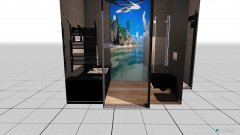 room planning projekt 1 in the category Bathroom
