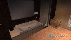 room planning Projekt petra in the category Bathroom