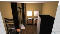 room planning RAUM 2 in the category Bathroom