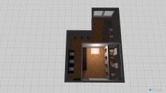 room planning Sanitärräume HB9 1 OG 2020 in the category Bathroom