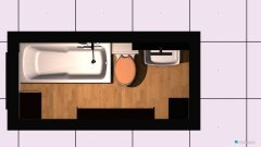 room planning Tschaikowskie 23 4 in the category Bathroom