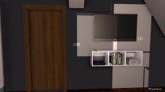 room planning Alinas Zimmer in the category Bedroom