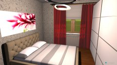 room planning Andrej2 in the category Bedroom