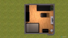 room planning Ch-Schlafzimmer-new in the category Bedroom