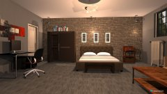 room planning Chambre des Maitres in the category Bedroom