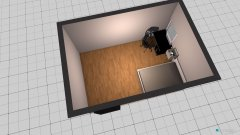 room planning chambre3 in the category Bedroom