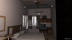 room planning Chhota kamra in the category Bedroom