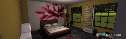 room planning Grundrissvorlage Quadrat in the category Bedroom