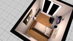 room planning Habitació_marc_27 in the category Bedroom