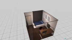 room planning izba in the category Bedroom