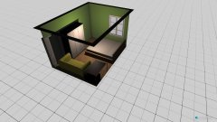 room planning kamer in the category Bedroom