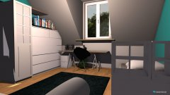 room planning Linnis Zimmer in the category Bedroom