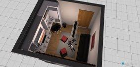 room planning Maca room in the category Bedroom