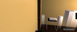 room planning Matina pracovna a hostovska izba in the category Bedroom