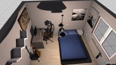room planning MEIN BLOCK in the category Bedroom