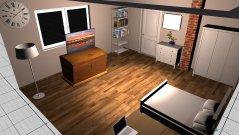 room planning moja izba in the category Bedroom