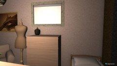 Bedroom shelving unit