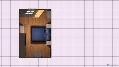 room planning Neue Wohnug in the category Bedroom