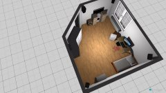 room planning Neues Zimmer 3 in the category Bedroom