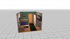 room planning NewBedroom in the category Bedroom