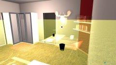 room planning pokoj2 in the category Bedroom