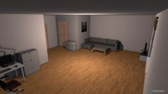 room planning pokuj in the category Bedroom
