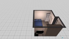 room planning Raum 1 Version 2 in the category Bedroom