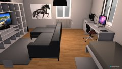 room planning ROOM - Via Valmartinaga 8 in the category Bedroom