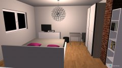 room planning S.A.1 in the category Bedroom