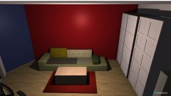 room planning samija soba mirna in the category Bedroom