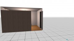 room planning Schlafzimmer 1 in the category Bedroom