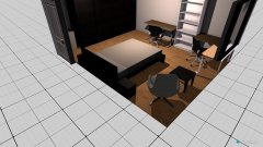 room planning Schlafzimmer 2 in the category Bedroom