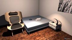room planning Schlafzimmer mit Schreibtisch in the category Bedroom