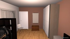 room planning Schlafzimmer version 2 in the category Bedroom