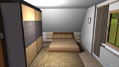 room planning Schlafzimmer_oben in the category Bedroom