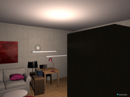 room planning skye van dyck in the category Bedroom